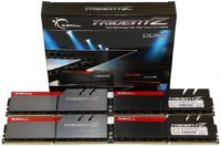 Image 1 : Comparatif de kits DDR4 quad-channel