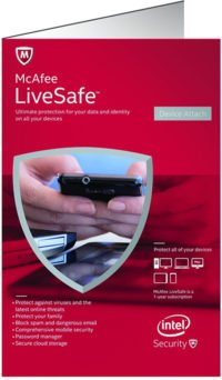 Image 1 : Tom's Guide : Test de McAfee LiveSafe 2015