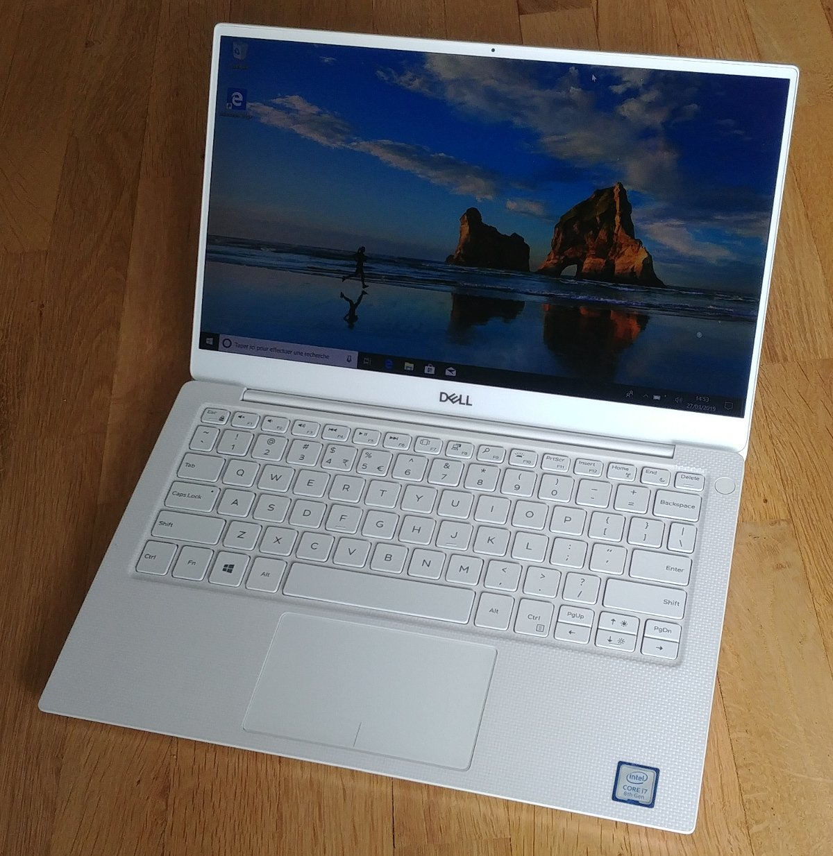 Image 1 : Test du Dell XPS 13 2019