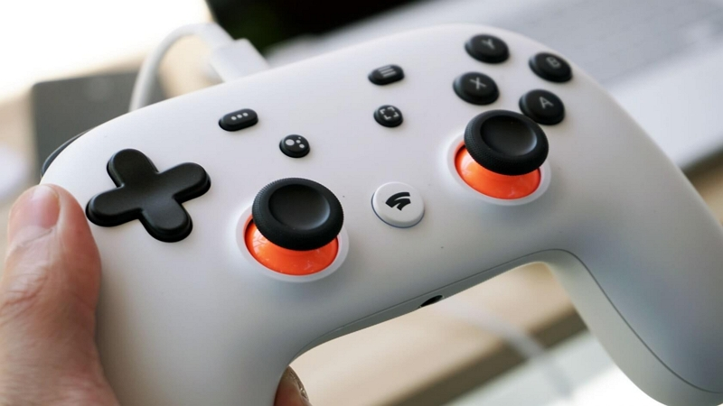 Image 1 : Test de Stadia, le cloud gaming de Google