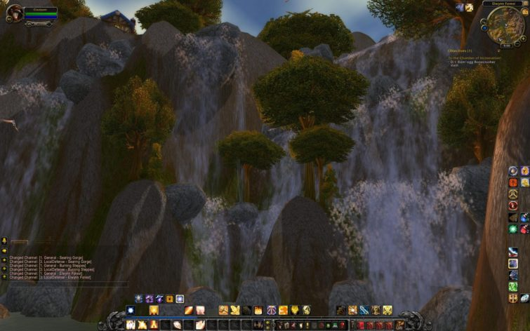 Image 1 : World of Warcraft: Cataclysm, performances et qualité visuelle
