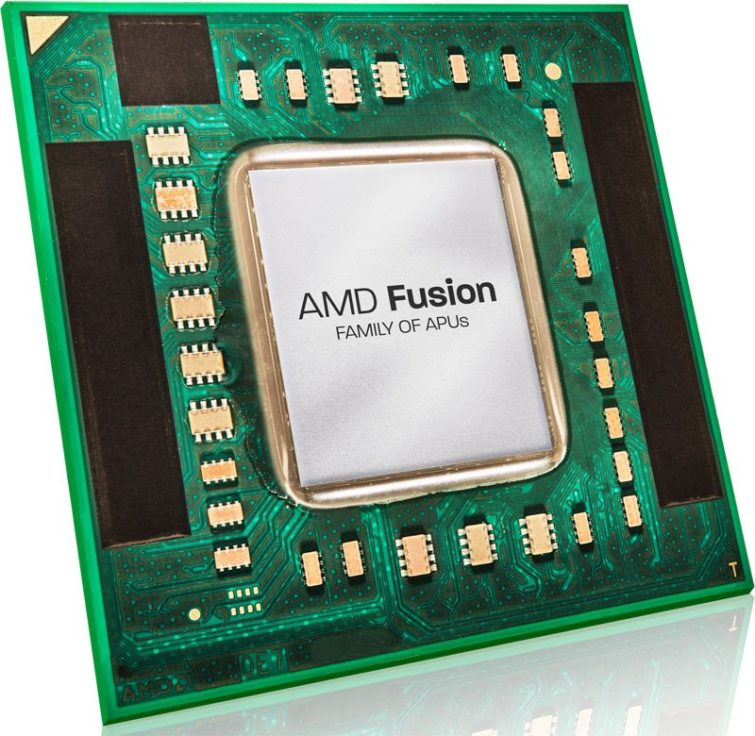 Image 1 : AMD Llano : et en version desktop ?