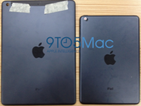 Image 1 : #Apple #Rumeurs : Photos d'un iPad 5 et détails sur l'iPhone low cost