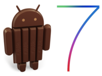 Image 1 : Tom's Guide : duel entre iOS 7 et Android 4.4