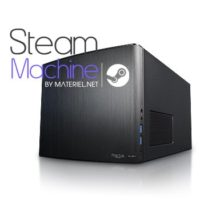 Image 1 : 800 € pour la Steam Machine de Materiel.net