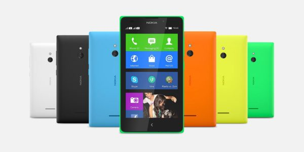 Image 1 : MWC : Nokia adopte Android, sans les services Google