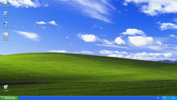 Image 1 : Windows 8 dépasse finalement Windows XP