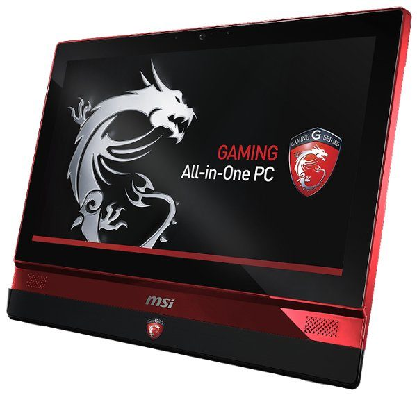 Image 1 : MSI met à jour ses All-in-One Gaming à grands coups de GTX 900M