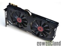 Image 1 : Revue de tests : ASUS GTX 980 Strix, Razer BlackWidow Ultimate 2014