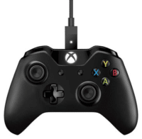 Image 1 : Microsoft lance une manette Xbox One pour Windows