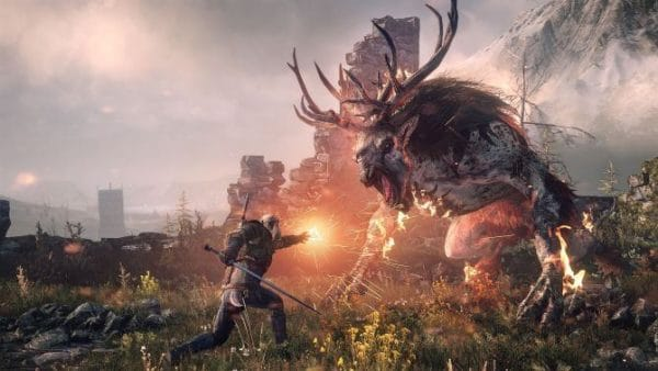 Image 1 : The Witcher 3 : l'histoire du downgrade