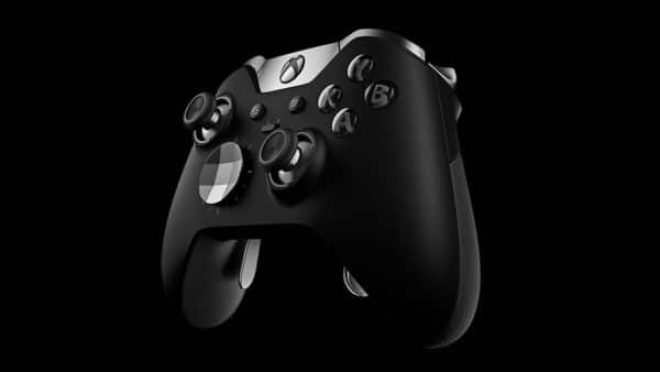 Image 1 : Microsoft présente sa manette Xbox Elite Wireless