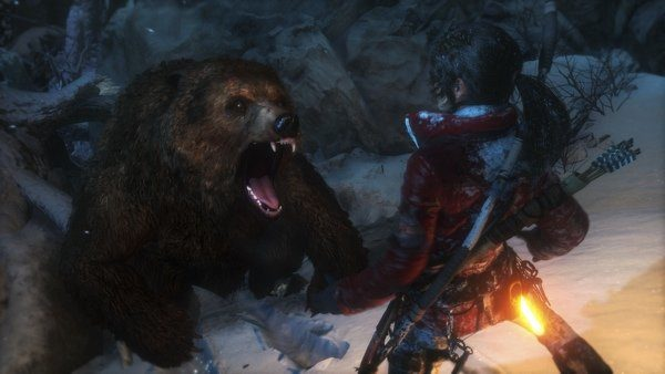 Image 1 : Nouvelle vidéo du gameplay de Rise of the Tomb Raider