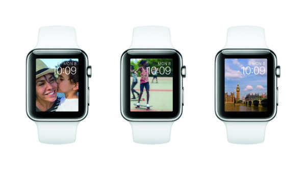 Image 1 : watchOS 2 montre le potentiel de l'Apple Watch