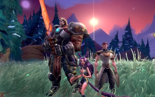 Image 1 : Wildstar à l'heure du free-to-play