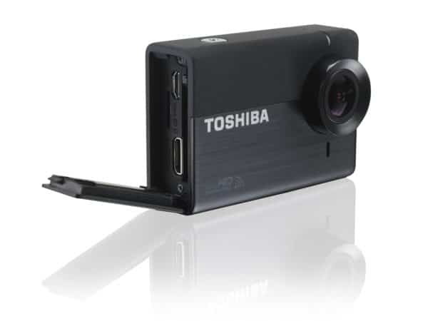 Image 1 : Tom's Guide : test de la caméra Toshiba Camileo X-Sports