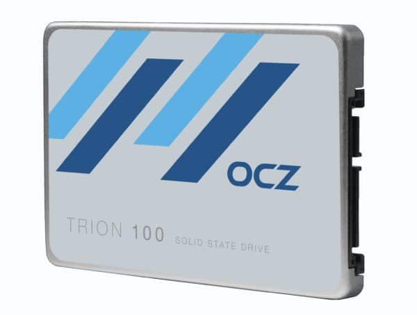 Image 1 : Revue de tests : SSD OCZ Trion 100 240 Go