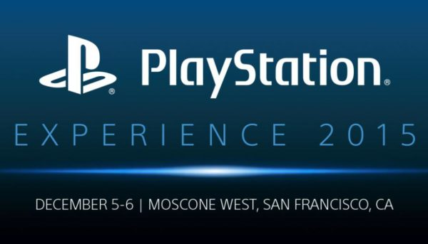 Image 1 : Sony d'attaque pour le PlayStation Experience 2015