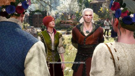 Image 5 : The Witcher 3 : l'extension Hearts of Stone s'illustre