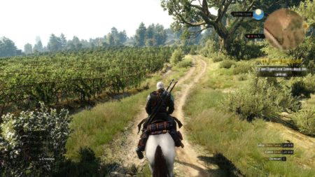 Image 4 : The Witcher 3 : l'extension Hearts of Stone s'illustre