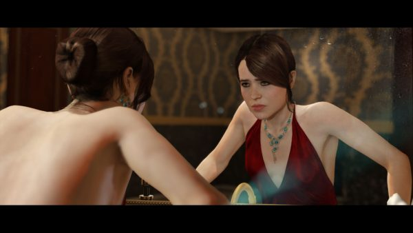 Image 1 : Beyond: Two Souls sur PlayStation 4 prendra 33 Go