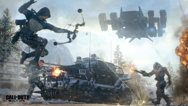Image 1 : Pilotes Nvidia GeForce 358.87 pour Call of Duty: Black OPS III et l'API Vulkan