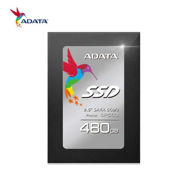 Image 1 : Revue de tests : SSD ADATA SP550 240 Go