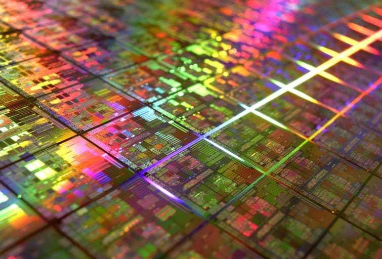 Image 1 : Wafer on wafer : TSMC empile des puces CPU et GPU en 3D
