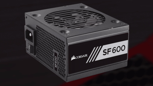 Image 1 : Test de l'alimentation Corsair SF600