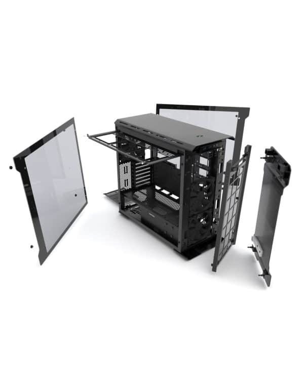 Image 1 : Boîtier Enthoo Evolv ATX Tempered Glass Edition : excellence et transparence