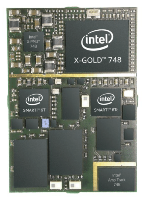 Intel fournirait le modem 4G de l'iPhone 7