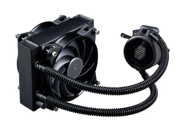 Image 1 : Test : Cooler Master MasterLiquid Pro 240, kit watercooling original et performant