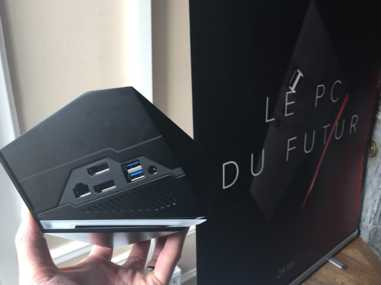 Image 1 : Test du cloud gaming Shadow, mois de 30 ms de latence pour le français !