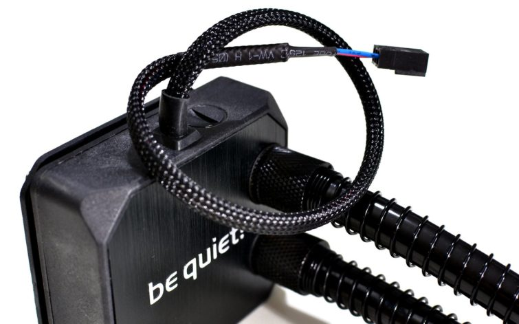 Image 3 : Test : be quiet! Silent Loop 280 mm, le watercooling discret