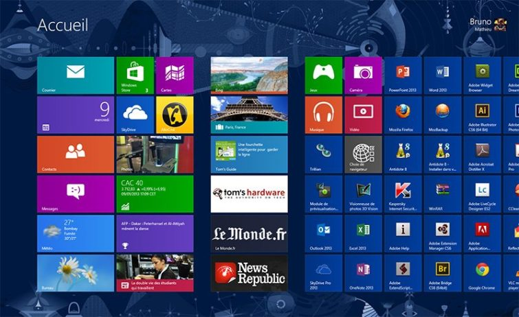 Image 1 : Project Neon : le nouveau design de Windows 10, un Metro 2.0