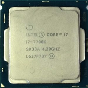 Image 1 : Intel Kaby Lake : test des Core i7-7700K, 7700, i5-7600K et 7600