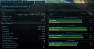 Image 2 : Premiers benchmarks Radeon RX 580 et RX 560 : 7100 points dans Ashes of the Singularity
