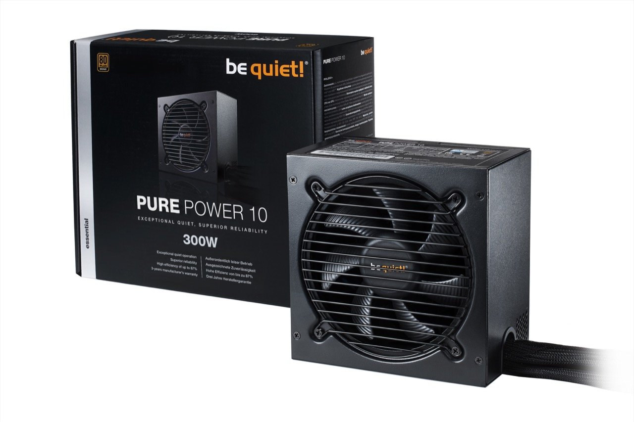 Image 9 : Video : Pure Power 10, un convertisseur DC-DC pour des PC gaming plus stables