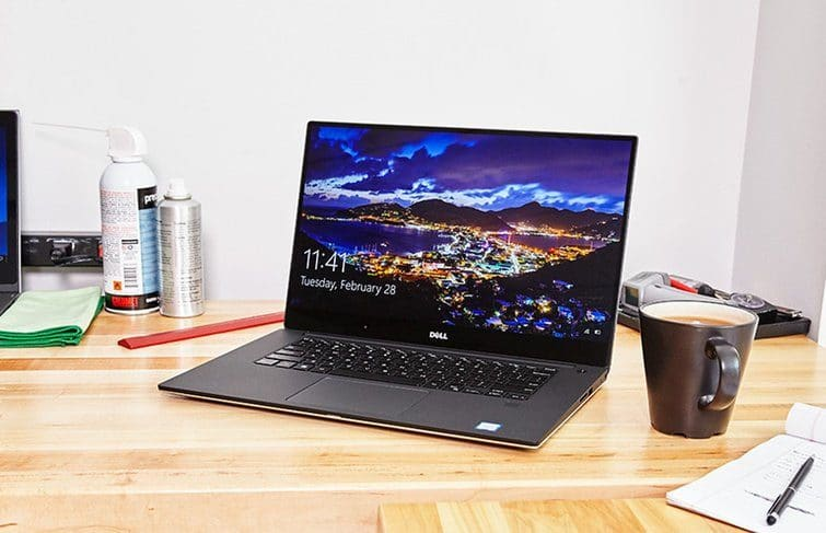 Image 1 : Test : Dell XPS 15, un excellent portable avec écran 4K