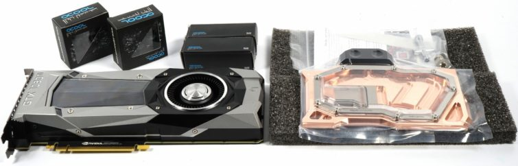 Image 5 : Test : la GTX 1080 Ti sous watercooling, un monstre à 2,1 GHz !