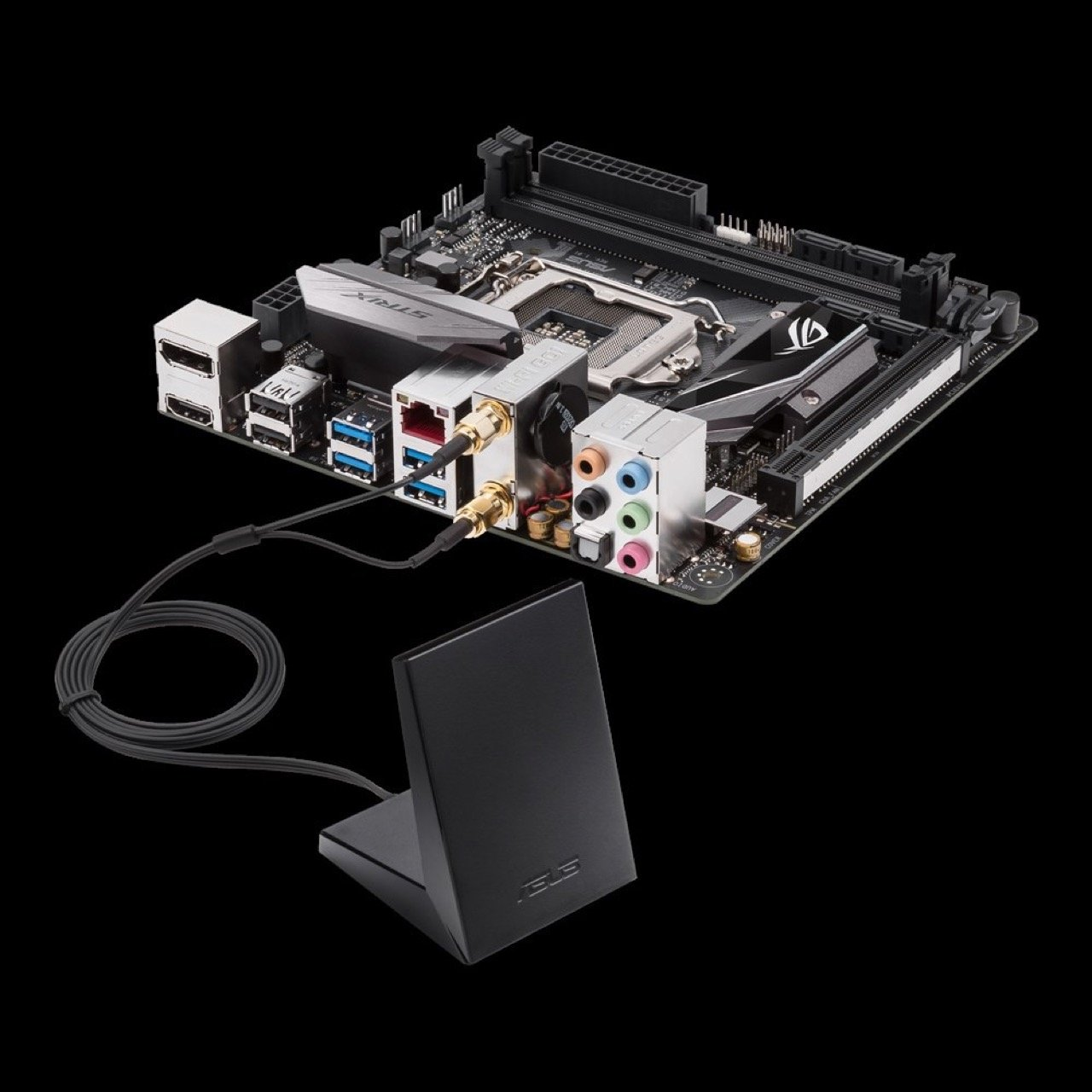 Image 5 : Asus B250I : carte Mini-ITX pour gamers frugaux