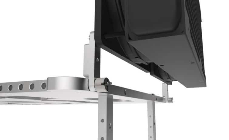 Image 3 : Test : Streacom BC1 Open Benchtable, classe, astucieuse, perfectible