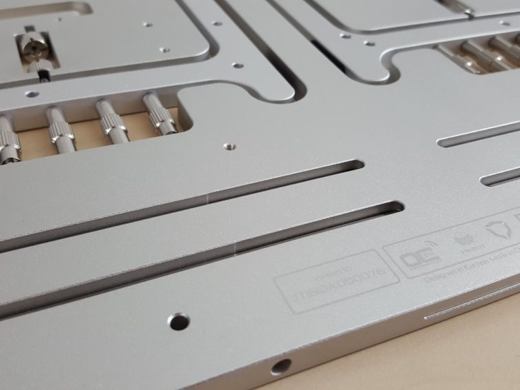 Image 5 : Test : Streacom BC1 Open Benchtable, classe, astucieuse, perfectible