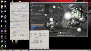 Image 2 : Computex : record d'overclocking sur Core i9-7900X, 5,8 GHz !