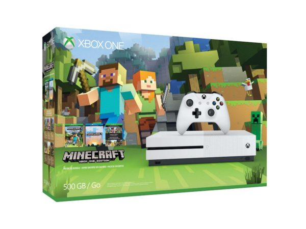 Image 1 : Bons plans gamers : PS4 Pro + 3 jeux à 399,99 € et Xbox One S + Minecraft à 208,62 €