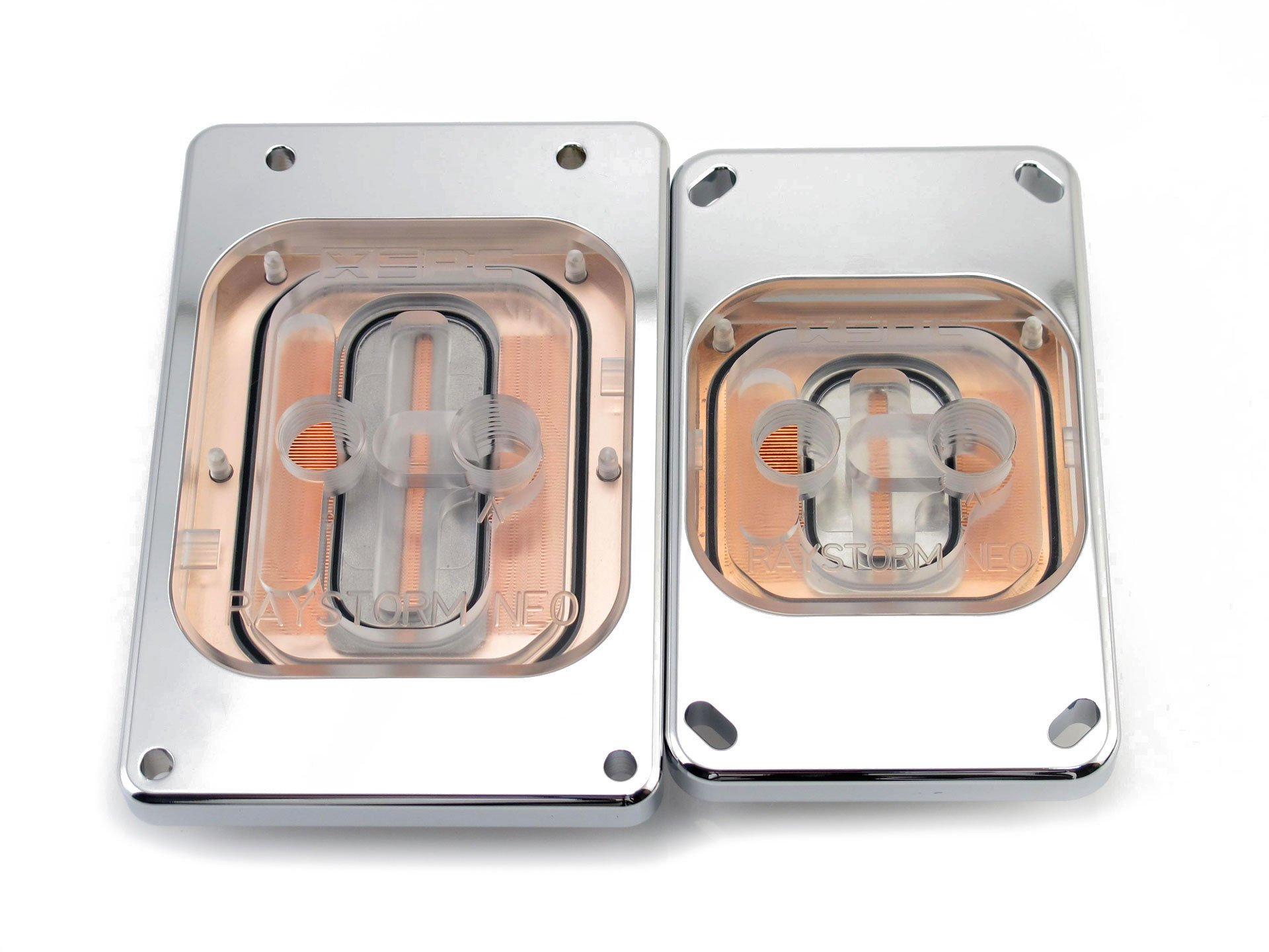 Image 4 : XSPC Raystorm Neo : le plus gros waterblock pour Threadripper