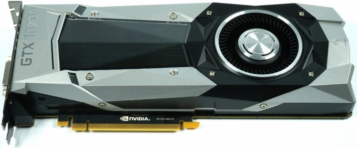 Image 2 : Test : GeForce GTX 1070 Ti, la Vega 56 killer de NVIDIA