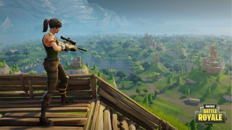 Image 1 : Fortnite 'Save the World' sera gratuit, mais l'année prochaine