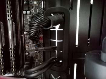 Image 10 : Test : PCSpecialist Liquid Series, PC gaming sous watercooling monstre