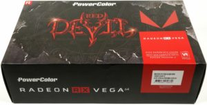 Image 1 : Test : PowerColor RX Vega 64 Red Devil, excellente !